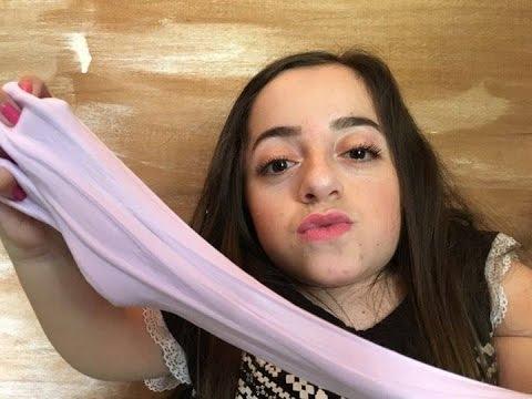 HACIENDO FLUFFY SLIME!!!!  Melanie Celeste