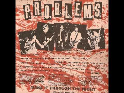 P.R.O.B.L.E.M.S. - make it through the night LP