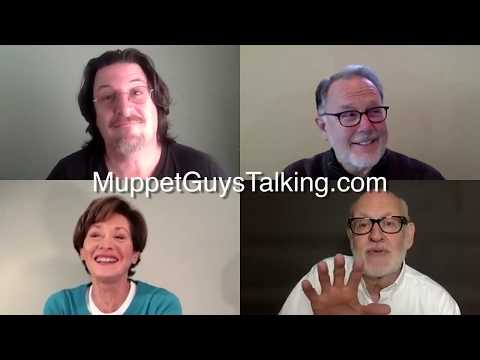 """Welcome from """"The Guys"""" from MUPPET GUYS TALKING"""