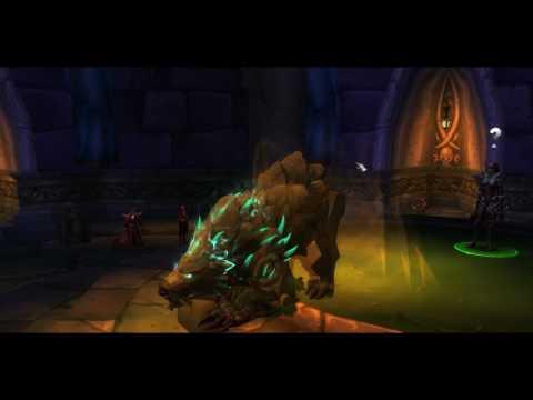 Psycho Homeless Bear Unlocked! Warcraft PvP Guardian Druid Prestige form