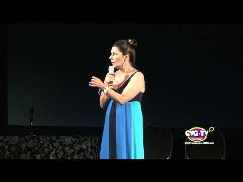 CVG-TV 2014: Marina Sirtis