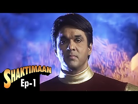 Shaktimaan (शक्तिमान) | Kids Tv Series - Full Episode 01 - एपिसोड - ०१