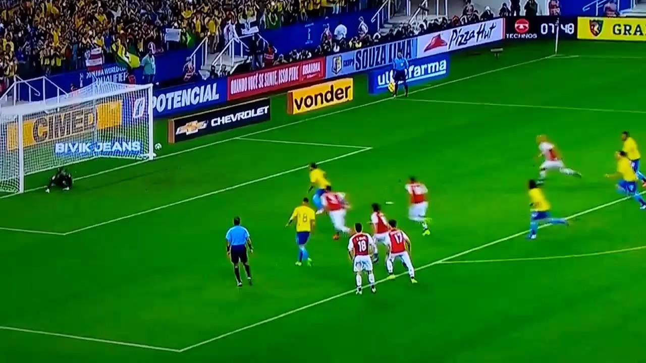 Jogo entre Brasil x Paraguai abre quartas de final da Copa