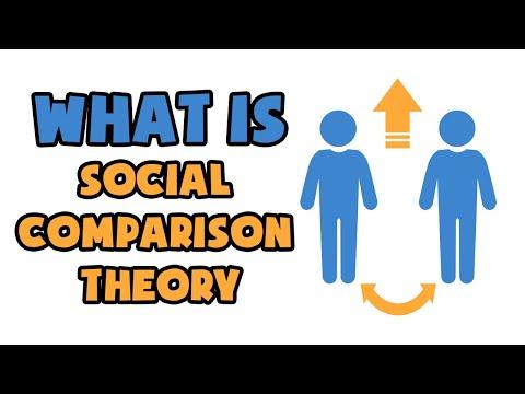 Why Children Make Downward Social Comparisons
