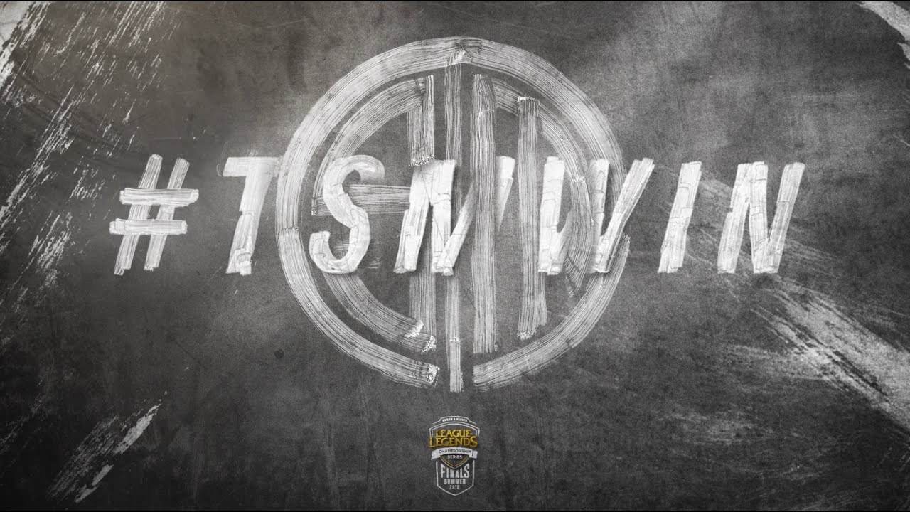 Thank you from Team Solomid - Thank you from Team Solomid