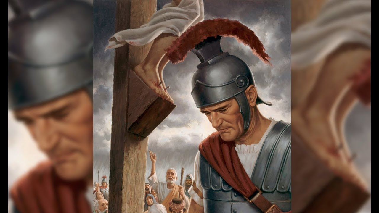 Download The Soldier That Saw The Last Minutes Of Jesus On The Cross (Biblical Stories Explained)