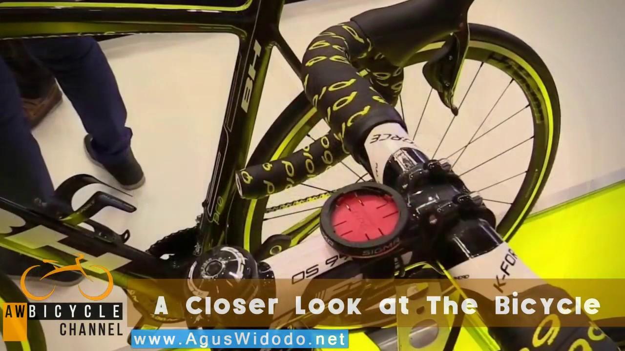 f9685aac35b BH Bicycles Ultralight Team Direct Energy Racing Bike 2017 - YouTube