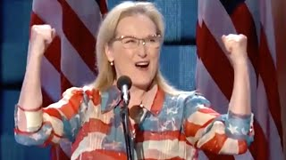 Meryl Streep's Passionate 2016 Democratic National Convention Speech