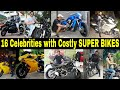 16 Indian celebrities with expensive super bikes | ENGINEER SINGH