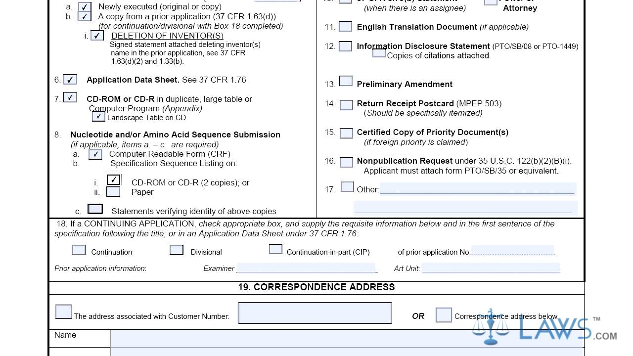 patent application form - April.onthemarch.co