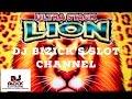 Ultra Stack Lion Jackpot Slot Machine ~ FREE SPIN BONUS ...