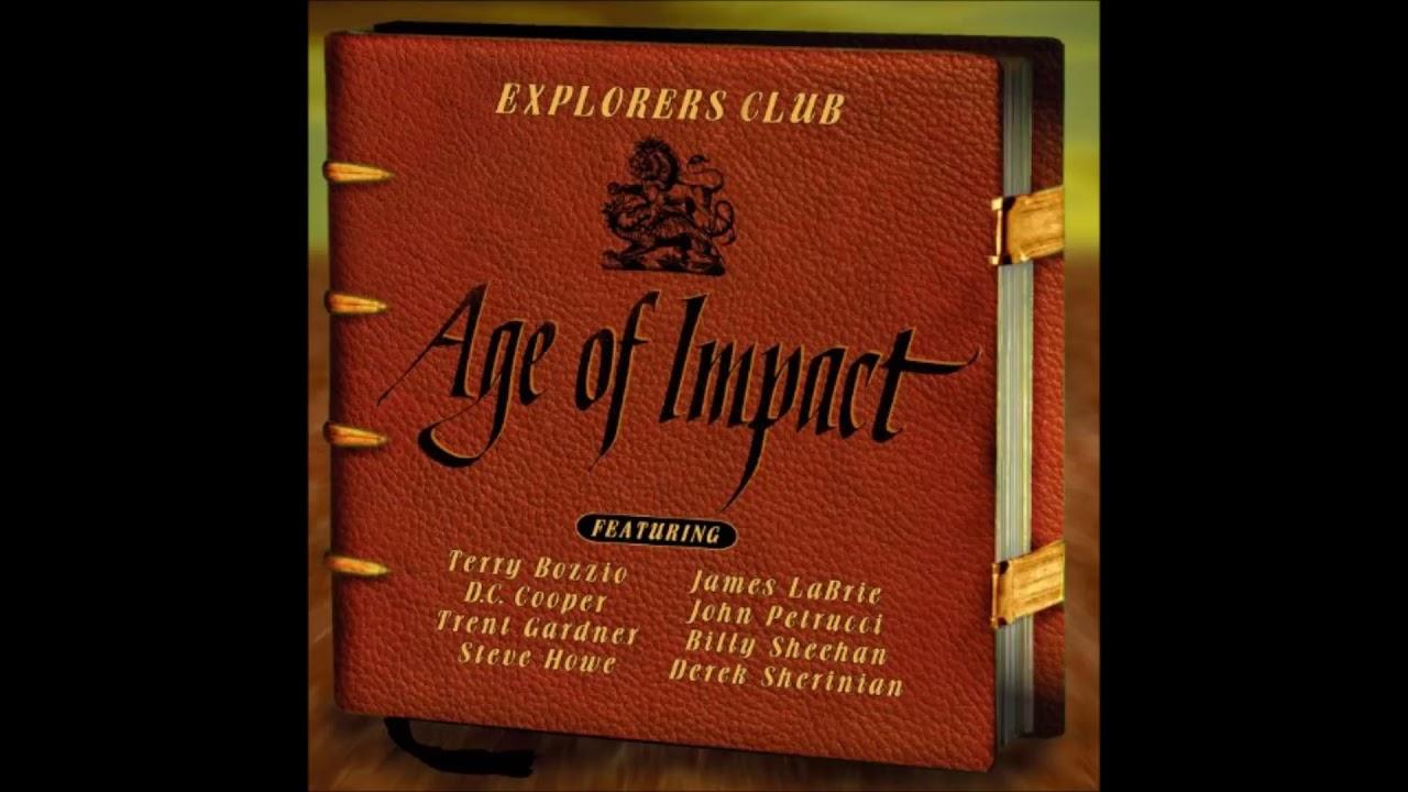 Download Explorers Club - Age of Impact (Full Album)