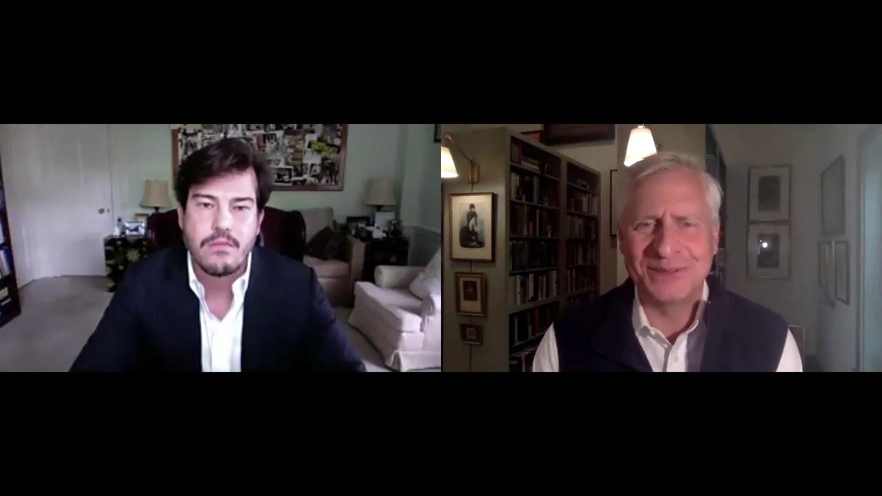 Quinn Interviews Historian Jon Meacham