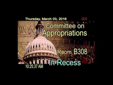 Hearing: Bureau of Land Management Budget (EventID=104545)