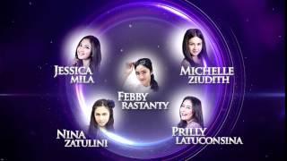 Nominasi Aktris Utama Paling Ngetop (SCTV Awards 2015)