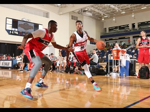Under Armour All-America Basketball Camp