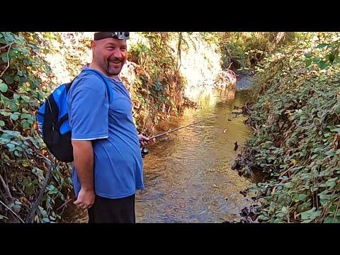 Trout Fishing With RKJ Feat  Jeff Farken