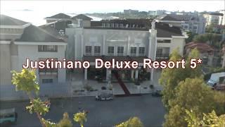 Justiniano Deluxe Resort 5 Турция Алания обзор отеля
