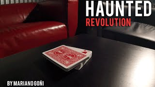 Haunted Revolution by Mariano Goni - Card Magic - Magicland.se