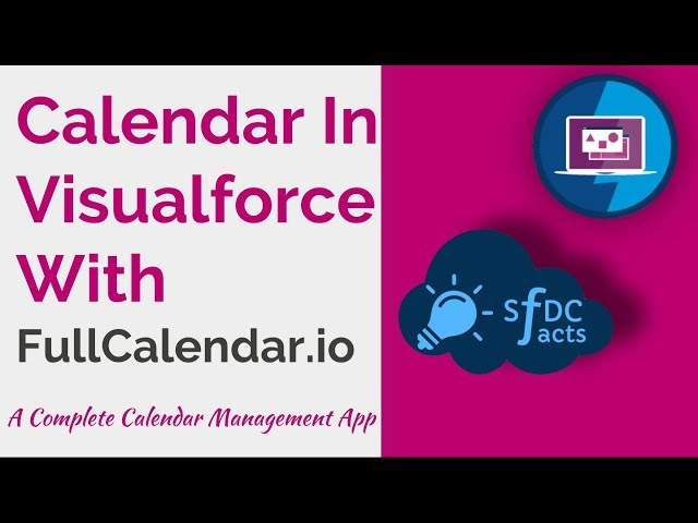 Visualforce Page Calendar with fullcalendar.io
