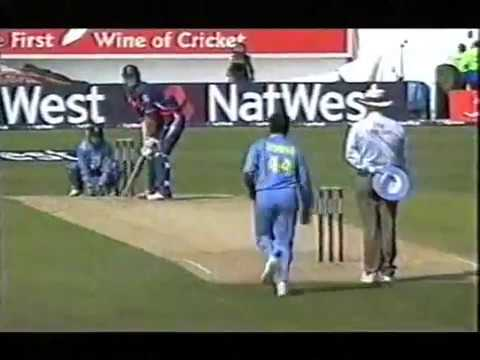 England v India 2004 2nd odi Cricket