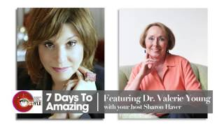 Overcome Imposter Syndrome + Stop Feeling Like A Fraud- Dr Valerie Young- 7Days to Amazing  Podcast