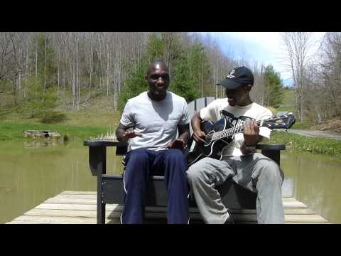 Cedric Burnside Project @ Walnut Cove Farm in Vilas,NC Pt. #1