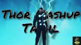 Marvel anthem Tamil | Single Snap | Thor version | Marvel studios | Endgame | Chris Hemsworth
