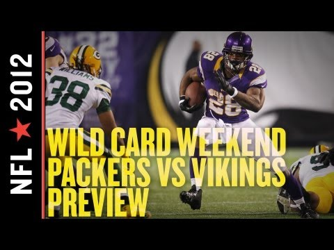 Packers vs Vikings 2012: NFL Playoffs, Wild Card Weekend Preview