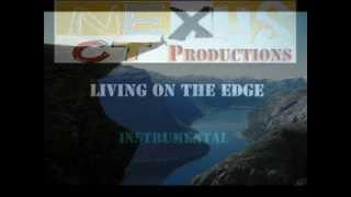 Living on the edge - hard hittin original hip-hop beat