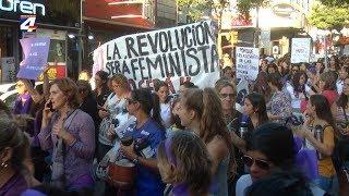 Paysandú se manifestó en el Día Internacional de la Mujer