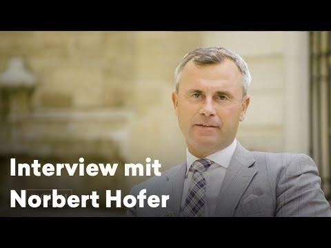 Parteifinanzierung, Glyphosat Und EU-Postenschacher | Norbert Hofer Im Interview