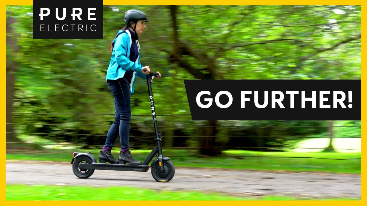How To Maximise Your Electric Scooter Range | 6 Easy Tips