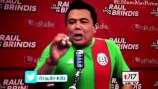 El show de Raul Brindis en television Chuntarologia 5