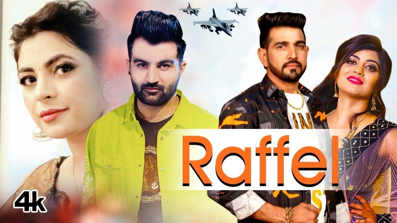 """Raffel"" Amit Dhull, Anu Kadyan Feat. Anil Prem Nagariya, Sonika Singh | New Haryanvi Songs 2021"