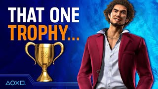 That One Trophy In Yakuza: Like A Dragon That Nearly Broke Me