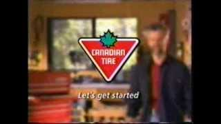 Canadian Tire Guy Commercial - Circa 2003