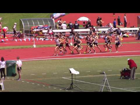 2017 NCAA Div lll Track Championships Men's 1500 Meter Final