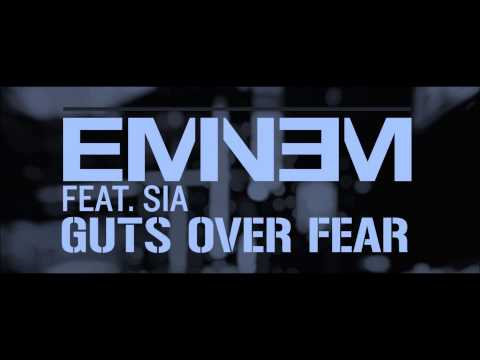 Eminem - Guts Over Fear (Instrumental) Feat. Sia
