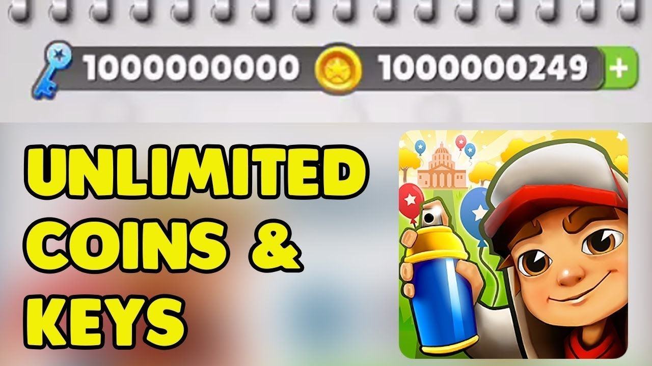 Image result for subway surfers coins hackear