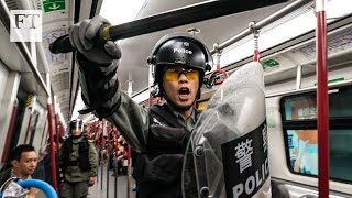 Why withdrawal of Hong Kong extradition bill won't quell protests | FT