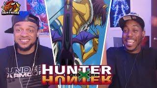 Cheetu Vs Morel! HXH Episode 104 Reaction!