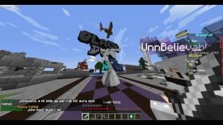 Minecraft PvP =2 Hackla pvp (şaka amaçlıdır)