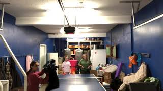 Sleepover!! *Ping pong DISASTER*