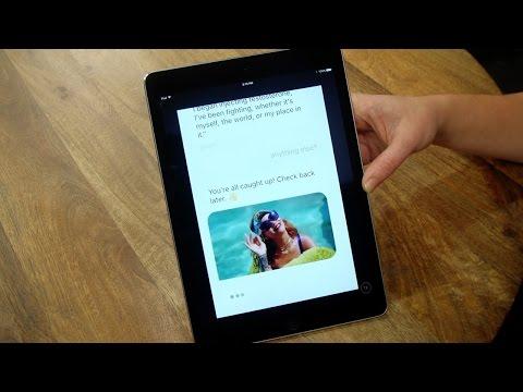Quartz's New App Delivers News Via Chat