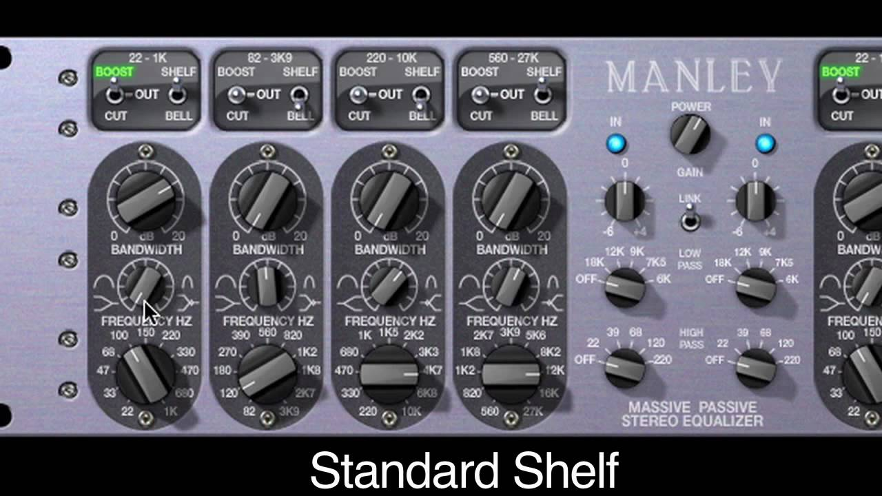 Manley massive passive eq powered plug in demo for uad 2 youtube manley massive passive eq powered plug in demo for uad 2 stopboris Image collections