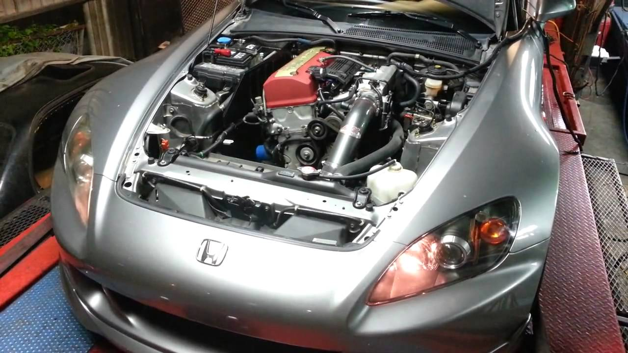 S2000 All Motor 240hp Sporty Dyno Youtube