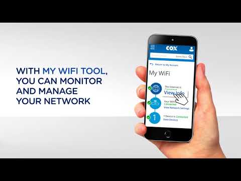 Cox Communications | Panoramic WiFi Quick Tips - YouTube