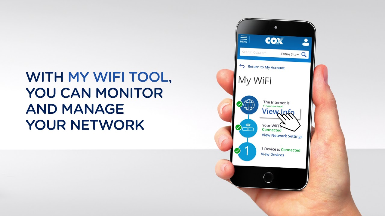 Cox Communications | Panoramic WiFi Quick Tips