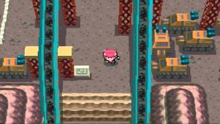 Pokemon Platinum Blind Nuzlocke Part 4: Oreburgh Mine